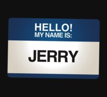 NAMETAG TEES - JERRY by webart