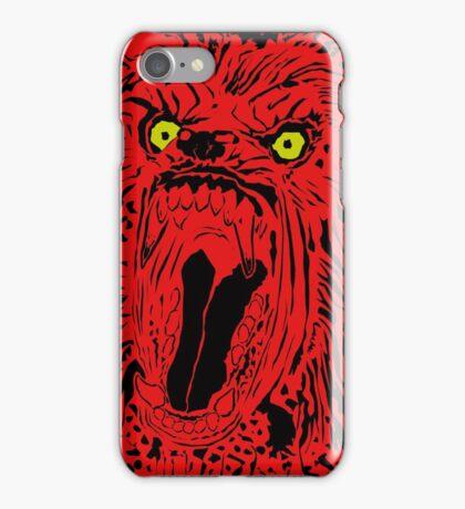 Keep Off The Moors (Black Variant) iPhone Case/Skin