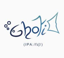 Ghoti - Blue Fish One Piece - Short Sleeve