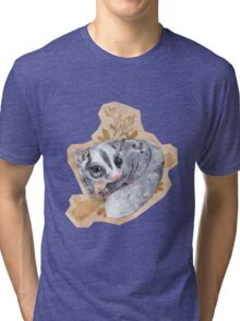 Sugar Glider! Tri-blend T-Shirt