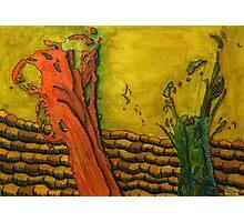 329 - STRING ART IX - DAVE EDWARDS - MIXED MEDIA - 2011 Photographic Print