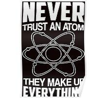 Humor Chemistry Science Poster