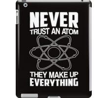 Humor Chemistry Science iPad Case/Skin