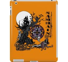 Samhain (Halloween) Creepy Scene iPad Case/Skin