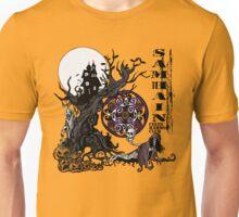 Samhain (Halloween) Creepy Scene Unisex T-Shirt
