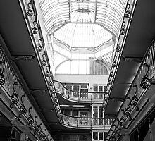 Manchester's Barton Arcade by Paul Turri