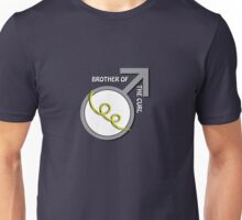 BROTHER OF THE CURL Unisex T-Shirt