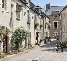 Rochefort-en-Terre, Brittany, France #8 by Elaine Teague