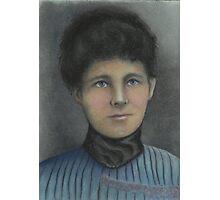 Victorian Era Lady Photographic Print