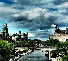 Ominous Ottawa by Heather King