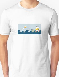 Fisherman Unisex T-Shirt
