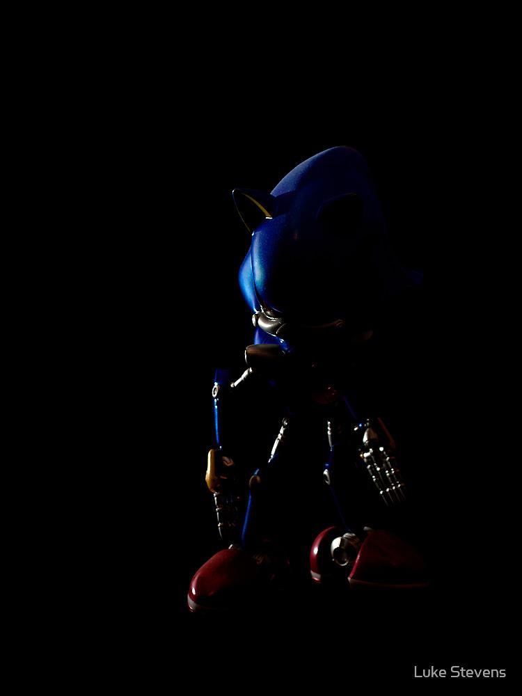 Metal Sonic by Luke Stevens