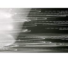 Dancing in the Random Light Photographic Print