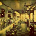 Woody's Diner by Suzanne Cummings