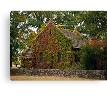Gostwyk Chapel Canvas Print