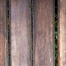 Wood Planks by Angela Pritchard
