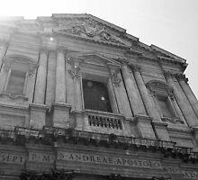 Roman Building by rocperk