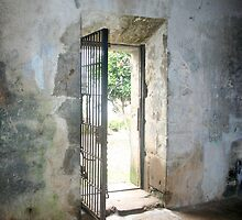 A Jail Cell by Susan  Morry