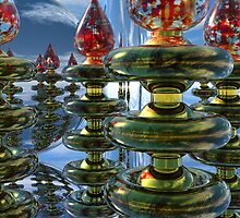 Shiny Things by Lyle Hatch