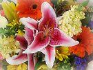 Flowers, Flowers, Flowers by Sandy Keeton