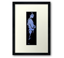 Doctor McCoy Framed Print