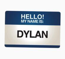 NAMETAG TEES - DYLAN by webart