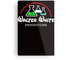 WALTER WHITE Metal Print