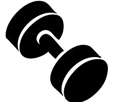 Dumbbell by GiftIdea