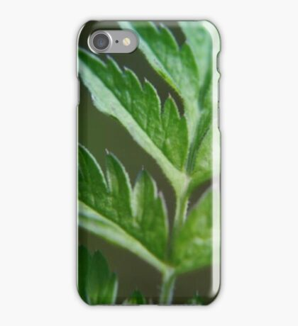 Close up to nature  iPhone Case/Skin