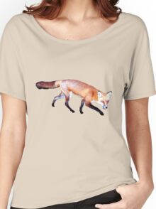 """Sly Fox Tee, """"Eye To Eye"""" Women's Relaxed Fit T-Shirt"""