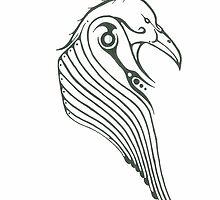 Raven by elliotjanvier