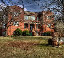 Santa Fe Elementary (Cleburne, Texas) by Terence Russell