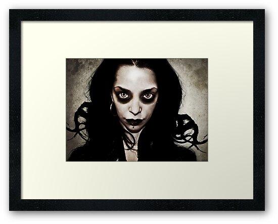Black Widow by Violeta Pérez Anzorena