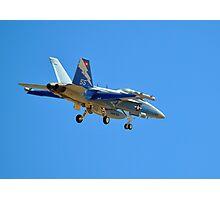 F/A-18 Hornet Photographic Print