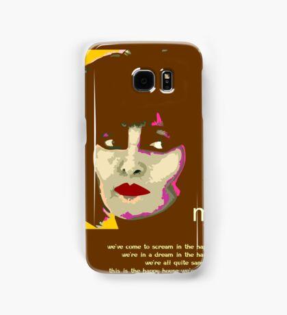 siouxie sioux Samsung Galaxy Case/Skin