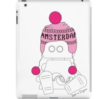 Robots in Disguises - Amsterdam Bot iPad Case/Skin