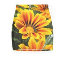 Fire Flower Mini Skirt