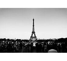 French Harmony Photographic Print