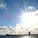 Seal Beach Pier by E.E. Jacks