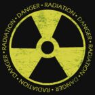 Radiation symbol by personalized