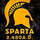 Sparta by personalized