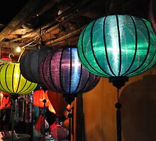 Lanterns of Vietnam by millsy6907