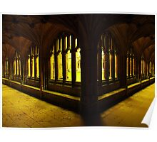 Creepy Cloisters Poster
