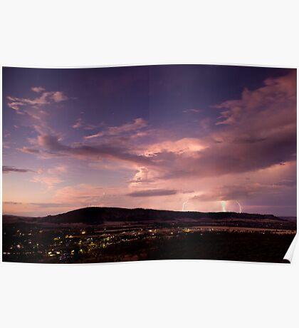 1.21 jigga watts - york storm Poster