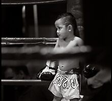 'Momma said Knock You Out: Child Kickboxer.' Thailand by RyanEdwardson
