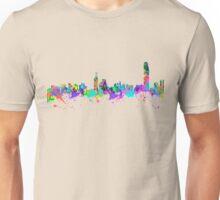 Skyline of Hong Kong Unisex T-Shirt