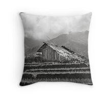 'Room with a View: Rice Paddies.' Sapa, Vietnam Throw Pillow