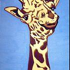 Giraffe by Darren Stein