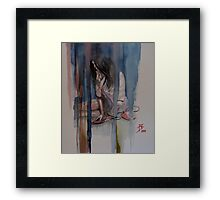 Dawn's Story Part 1 of 5 Framed Print