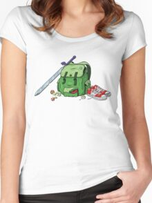 Adventure Pack Women's Fitted Scoop T-Shirt